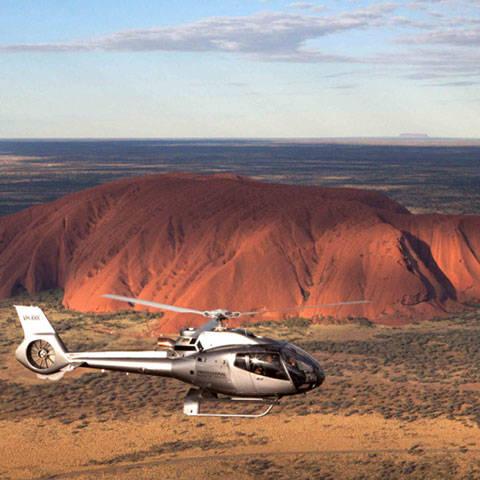 Uluru Helicopter and Plane Flights